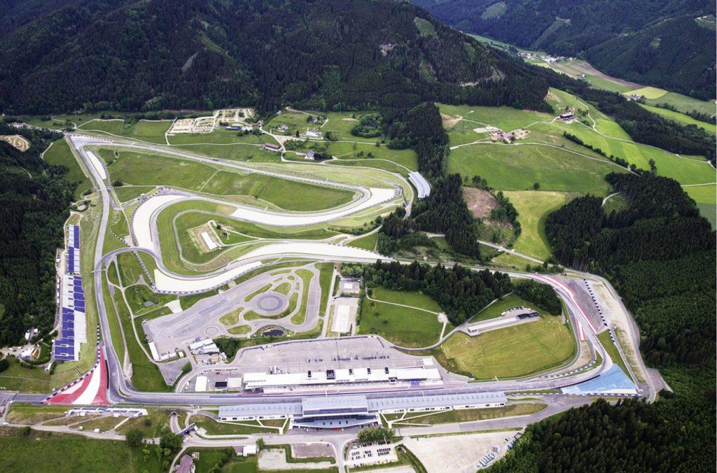 F1 Gp Red Bull Ring Oostenrijk 2017 Tickets En Reizen