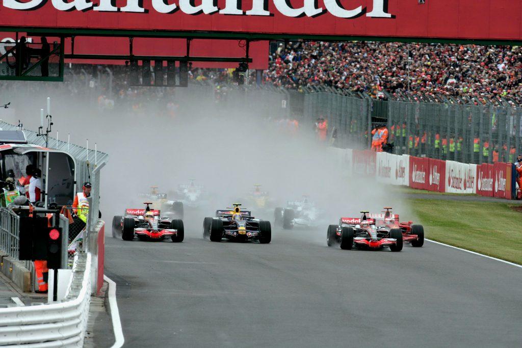 FORMULA 1 - British Grand Prix