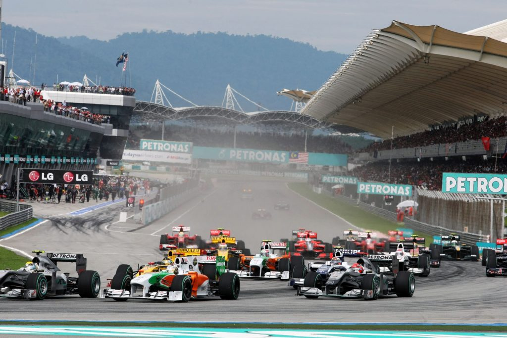 F1 GP Sepang, Maleisië 2016 | Tickets en Reizen: https://www.f1reis.nl/grand-prix/sepang-maleisie