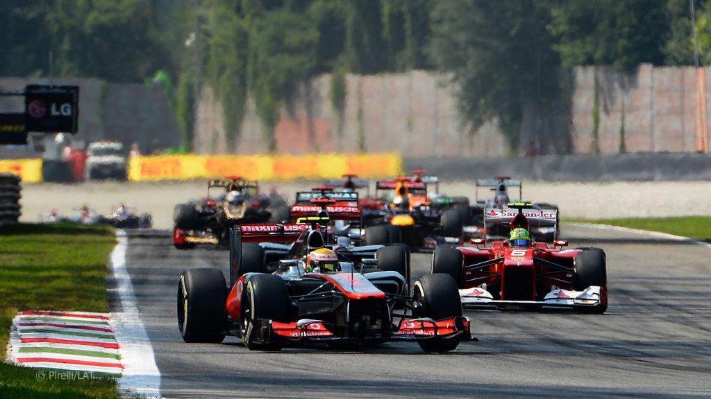 ITALIAN GRAND PRIX F1/2012