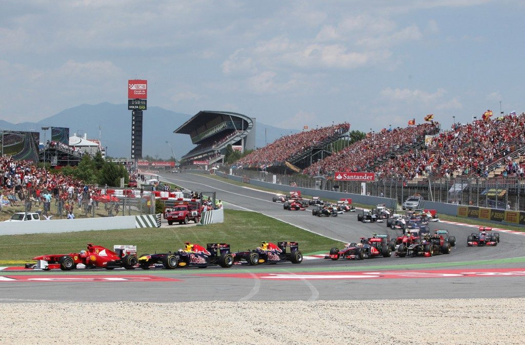 f1 gp barcelona spanje 2017 tickets en reizen. Black Bedroom Furniture Sets. Home Design Ideas