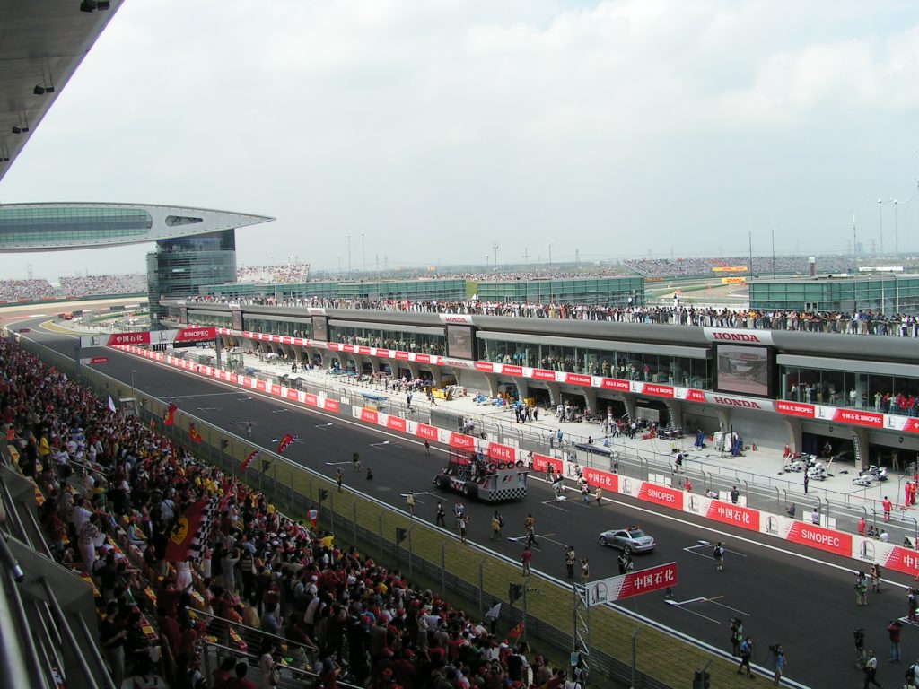 F1 Gp Shanghai China 2019 Tickets En Reizen